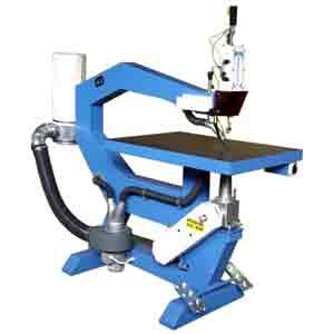 Traforatrice modello 1200 --- Allestimento Automatic